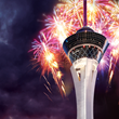 Stratosphere Casino, Hotel & Tower Presents Exciting New Year's Eve Tower Parties High Above the Las Vegas Strip