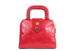 The Ballad Handbag in Red