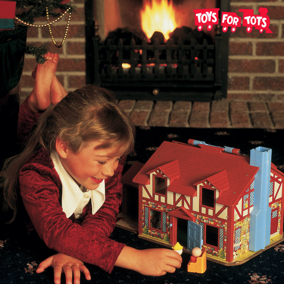 Toys For Tots Family : Neil h greco insurance agency announces fund raising