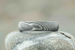 New Carbon Fiber Finish and Wood-Inspired Damascus Steel Ring Designs are the Perfect Holiday Gifts for Men this Season