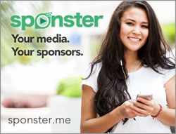 Sponster introduces personal media sponsorship.