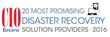 Paragon Software Group Named to CIOReview's List of the 20 Most Promising Disaster Recovery Solution Providers