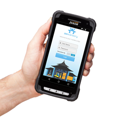 Janam XT2 Certified for Zenventory Inventory Management on Mobile