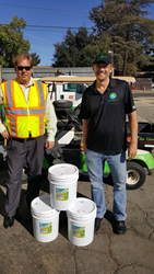 Stay Green Inc. Selects NV EARTH Lubricants