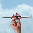 POWERUP Launches FPV, the First Ever Paper Airplane Drone with a Live-streaming Camera