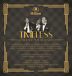 "Hilton Chicago/Oak Brook Hills Resort to Host ""Timeless"" – A New Year's Eve Celebration with the Legendary Rat Pack"