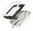 Armodilo Tablet Kiosk, Stand, Enclosure, Digital Signage, Audio Port, Audio Plug