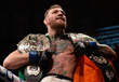 Monster Energy's Conor McGregor Makes History By Knocking Out Eddie Alvarez to Claim His Second Title and Is the First Fighter to Become a Two-Division UFC Champion