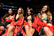 UFC Octagon Girls at UFC 205 Madison Square Garden