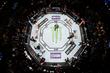 UFC 205 Octagon