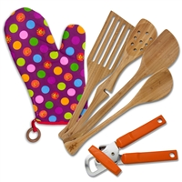 Lefty Kitchen Set