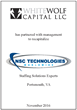 White Wolf Capital Recapitalizes NSC Technologies