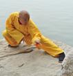 DeRu demontrates Praying Mantis