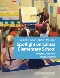 Spotlight on Calusa Elementary School