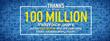 Kirusa's InstaVoice® Service Breezes Past 100 Million Monthly Active Users
