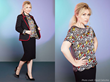 This Star Trek TOS Open-Front Blazer and Star Trek Andie Boxy Tee are part of the stunning new ThinkGeek Star Trek Collection by Her Universe.