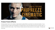 Pixel Film Studios - ProFreeze Cinematic - Final Cut Pro X Plugin