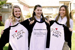 The Glenholme School students help Flint Kids