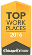 Rightpoint Honored for Third Consecutive Year as One of Chicago Tribune's Top Workplaces