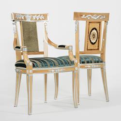 Turri NYC Como chairs