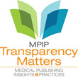 Medical Publishing Insights & Practices launches Transparency Matters to highlight the importance of transparency in reporting the results of industry-sponsored research