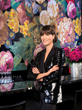 On runway stages and in her Miami restaurant, Thea Goldman wins admirers.