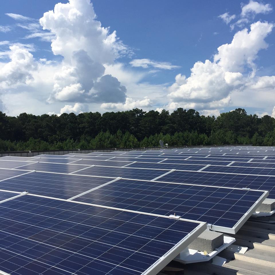 Velo Solar Installs 30 Kw Solar Array At Chemique