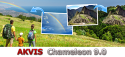 AKVIS Chameleon 9.0 Collage Creation Software