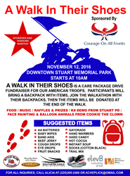 Paramount Disaster Recovery - Sponsor of the 2nd Annual A Walk In Their Shoes Event