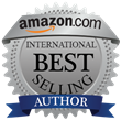 Amazon seal for International Best Selling Author