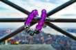 Purple PLUR Bracelet