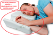 Gym Hoodie™ Side Sleeper Pillow