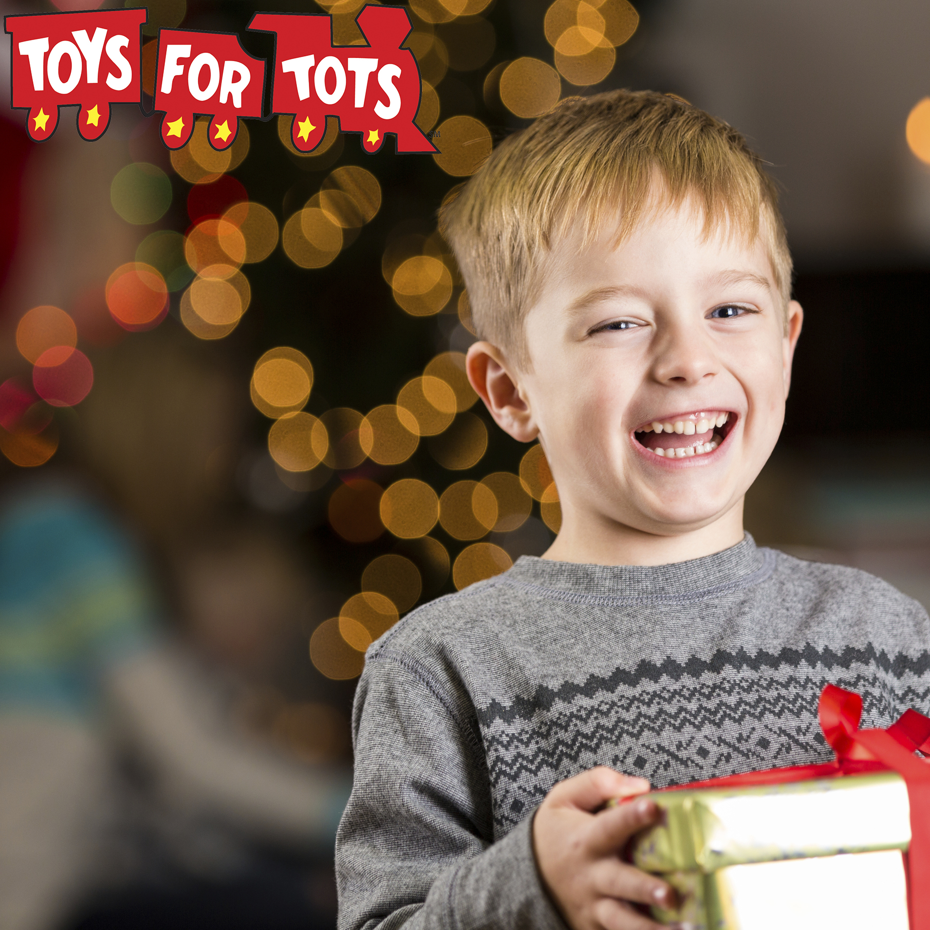 Toys For Tots Charity Event : Standifer insurance group engages community in charity