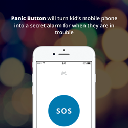 No more panic with mLite Panic Button