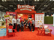 The BeaverTails booth at IAAPA 2016