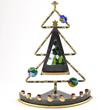 When Holidays Combine, Interfaith Sculptural Tree Menorah