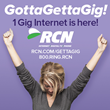 RCN's 1 Gig Internet Now Available in Philadelphia Area