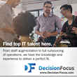 DecisionFocus, Inc., a Chicago Based Boutique IT Infrastructure and Security Services Firm, Expands with a New Office in Scottsdale, Arizona