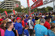 Tampa Bay Heart Walk's Starting Line