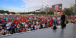 Participants of the Tampa Bay Heart Walk
