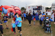 Florida Hospital's Tampa Bay Heart Walk Stand