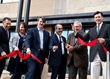 AP Celebrates the Ribbon Cutting of Block 32 Utilities Administration Building