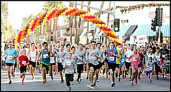 5K Thanksgiving Run