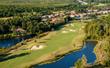 Members Club Enclave Aerial View