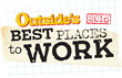 Outside Magazine Names Room 214 Among the Top 100 Best Places to Work in America