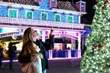Holiday Lights is Back at Lake Compounce Starting November 25
