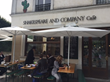 Literary tourism is part of the June Left Bank Writers Retreat in Paris, including lunch at cafes including the new one at the Shakespeare and Company bookstore.