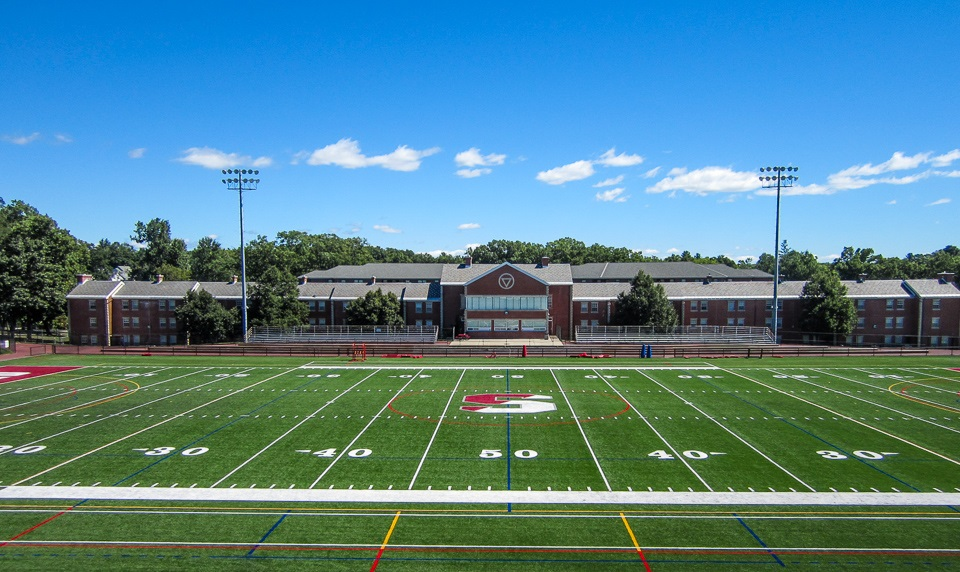 Springfield College's Amos Alonzo Stagg Field Now Features ...