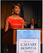 Sade Baderinwa, Eyewitness News Anchor, WABC-TV served as Master of Ceremonies at Calvary's 33rd Annual Awards Gala.