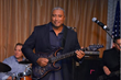 Four-time World Series Champion and New York Yankee Legend Bernie Williams performed with his All-Star Band at Calvary's 33rd Annual Awards Gala.